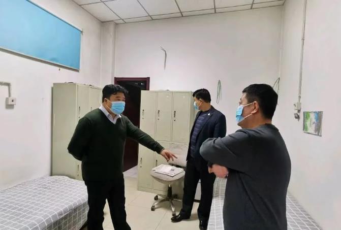 农发行邢台分行疫情防控不懈怠